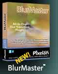 BlurMaster transitions lugin