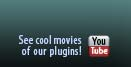 plug-in movies on YouTube
